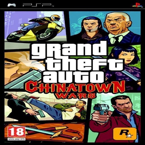 Image of Grand Theft Auto Chinatown Wars GTA - PS Portable