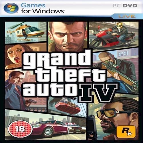 Image of   Grand Theft Auto IV GTA 4 - PS3