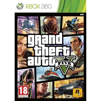 Image of   Grand Theft Auto V GTA 5 - PS3