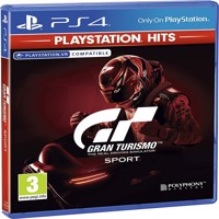 Gran Turismo Sport Playstation Hits Ps4