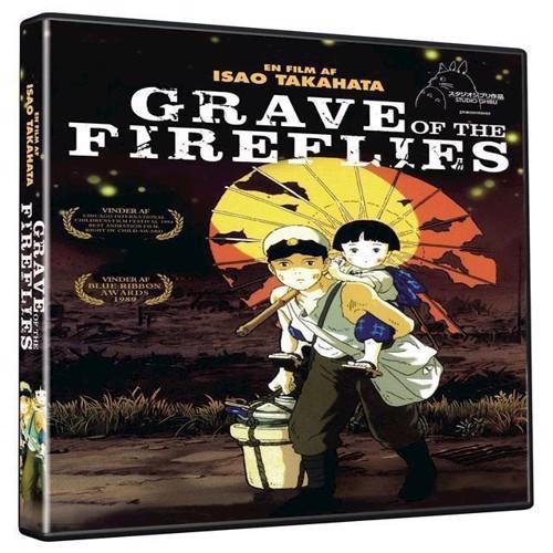 Billede af Grave of the Fireflies DVD