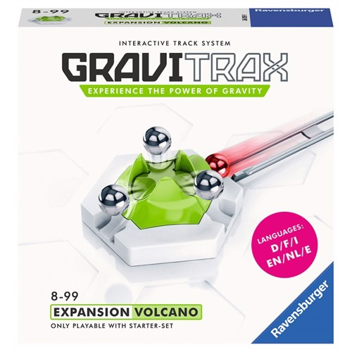 Image of Gravitrax expansionsæt vulkan