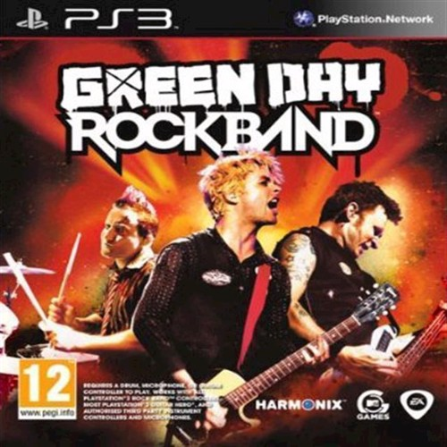 Image of   Green Day Rockband - PS3