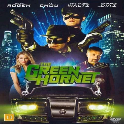 Image of Green Hornet, The DVD (5051162349815)
