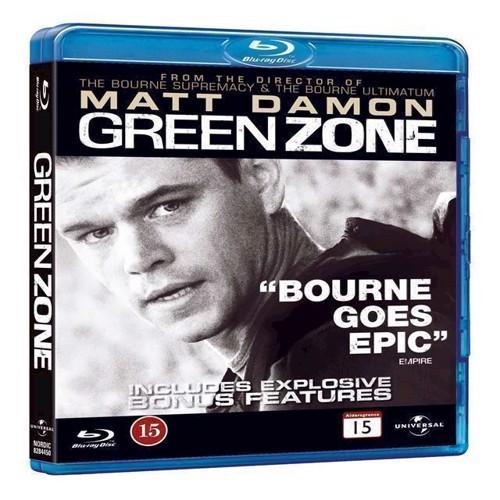 Image of Green Zone Blu-ray (5050582844504)