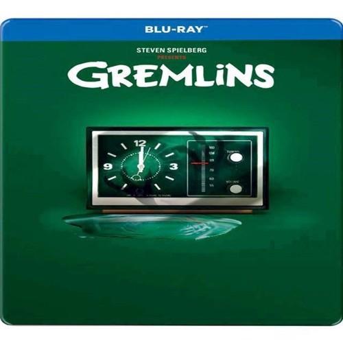 Image of Gremlins Limited Steelbook Blu-ray (7340112744342)