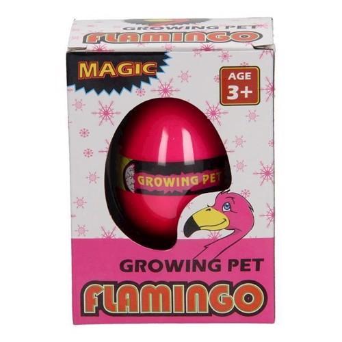 Image of Gro æg, flamingo (5413247092410)