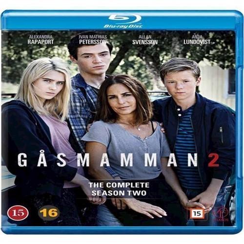 Image of Gåsmamman Sæson 2 Blu-ray (7333018008342)