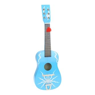 Image of Guitar blå