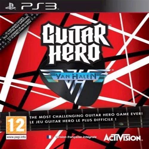 Image of   Guitar Hero Van Halen Solus - PS3
