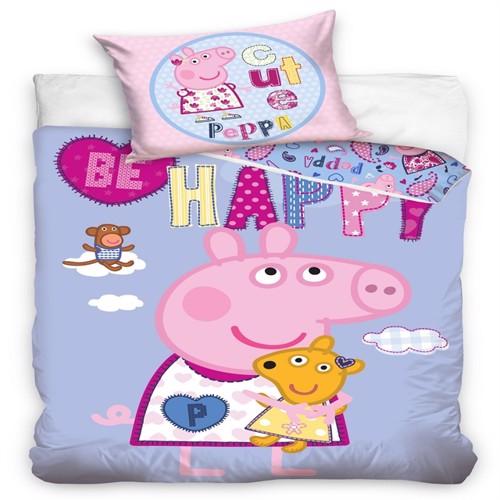 Image of Gurli Gris, be happy sengetøj