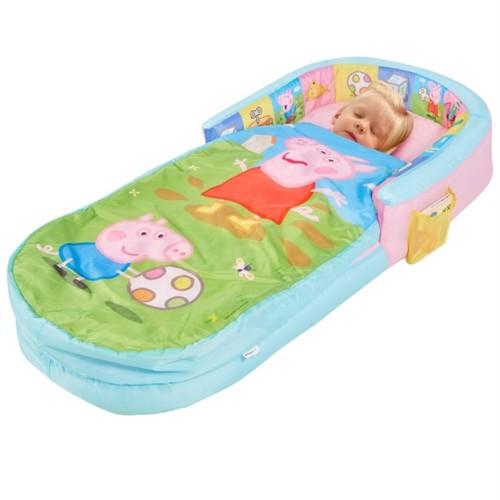 Image of Gurli gris, min første gæsteseng. Readybed m. sovepose