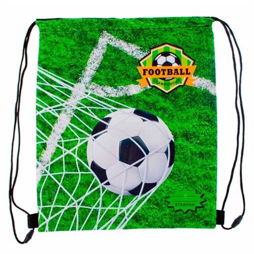 Image of Gymnastik taske fodbold