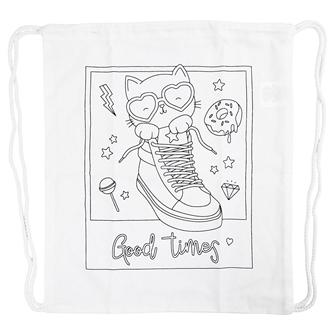 Image of Gym Bag with Print (5712854450003)