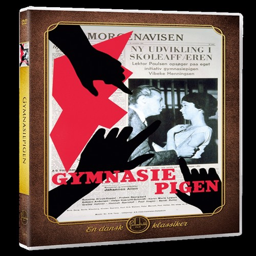 Image of Gymnasie pigen DVD (5709165345326)