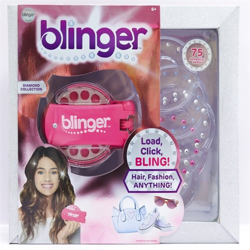 Image of Hair Blinger Pink