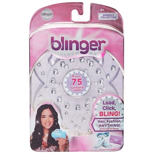 Image of Hair blingers refill 5 pakke