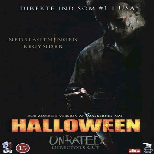 Image of Halloween Unrated Directors Cut DVD Film (5708758673037)