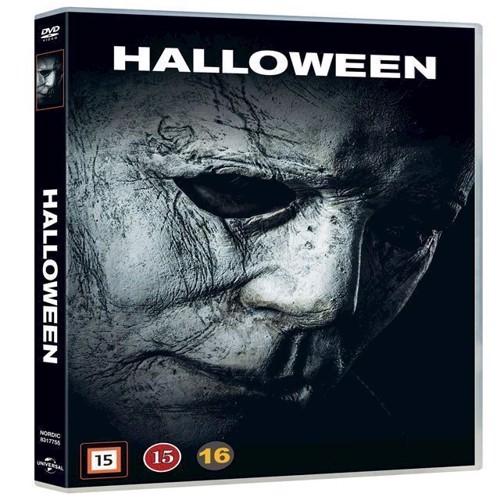 Image of Halloween DVD (5053083177553)