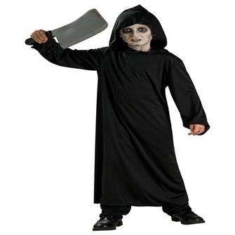 Image of Halloween Horror Kappe udklædningstøj til børn(Str. 122/S) (883028191352)