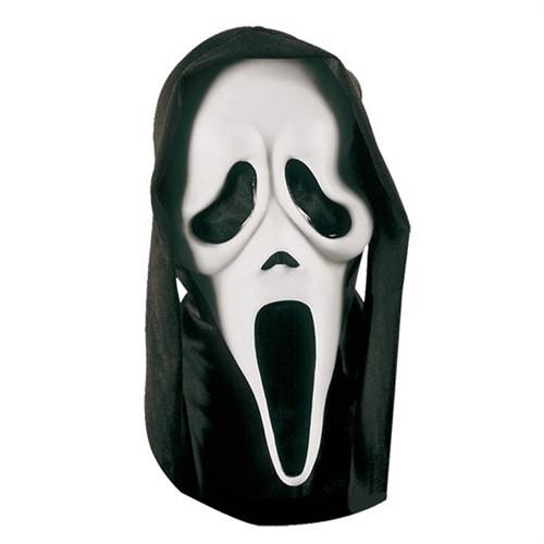 Image of Halloween Scream Licensed Mask (95596) (4001205420200)