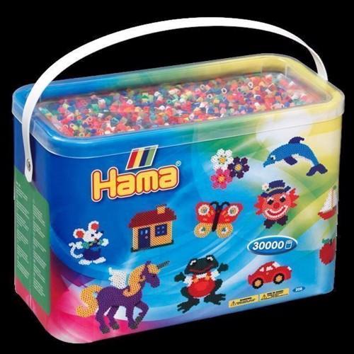 Image of Hama Perler Alm Mix 30000 Stk