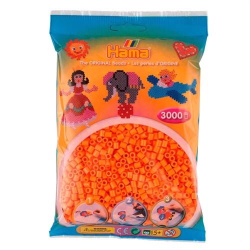 Image of Hama Ironing Beads - Apricot (201-79), 3000pcs. (028178201791)