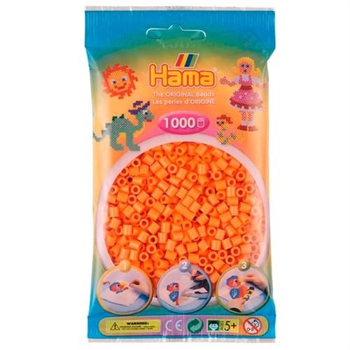 Image of Hama Ironing Beads - Apricot (79), 1000pcs. (028178207793)