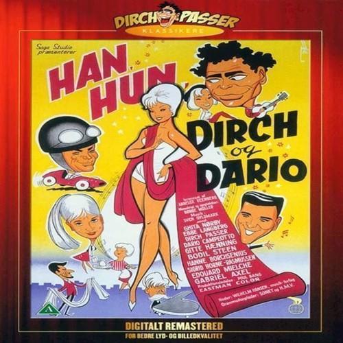 Billede af Han Hun Dirch Og Dario DVD
