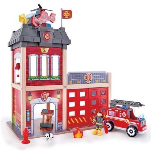Image of Hape, Byens Brandstation