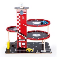 Hape - Race Around Garage