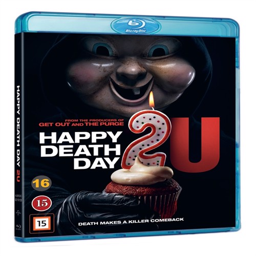 Image of Happy Death Day 2U, Blu-ray (5053083191269)