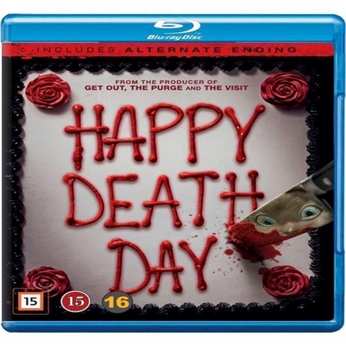 Image of Happy Death Day Blu-ray (5053083137939)