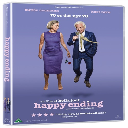 Image of Happy Ending DVD (5708758723732)