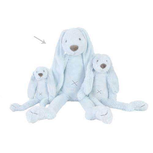 Image of Happyhorse kramme kanin richie blå 58cm