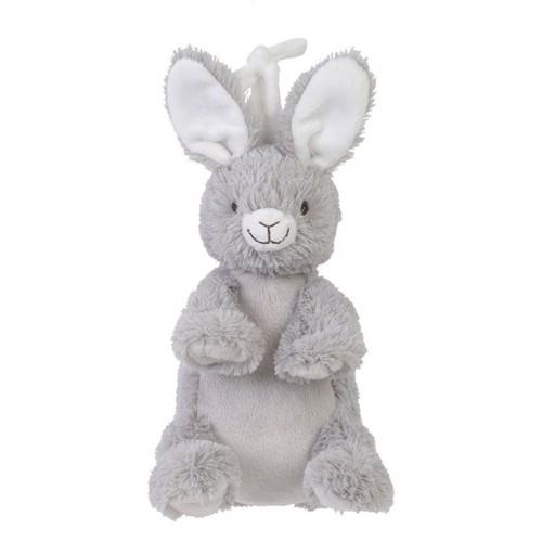 Image of Happyhorse bamse kanin med musik 21 cm