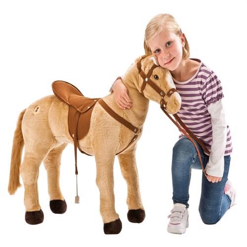 Image of Happy people bamse, Kæmpe hest med multifunktioner (4008332584102)