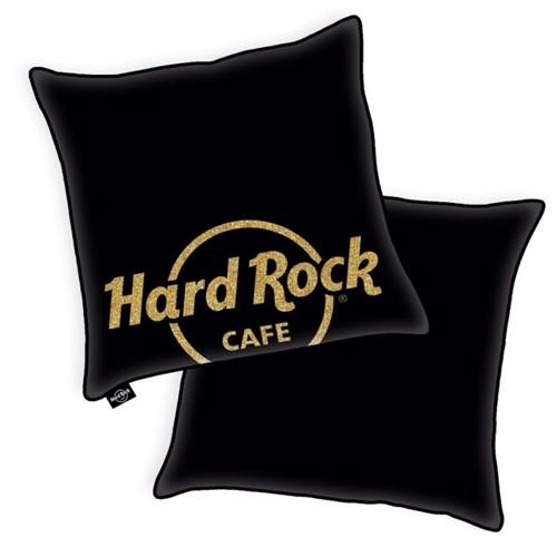 Image of Hard Rock Guld Pude 40X40Cm