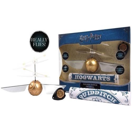 Image of   Fjernstyret legetøj, det gyldne lyn fra Harry Potter