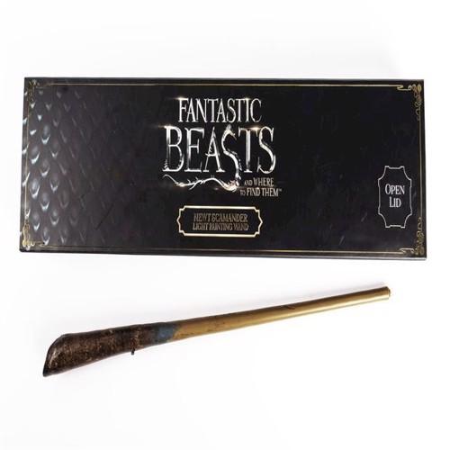 Image of Harry Potter tryllestav Newt Scamander (5055394011120)