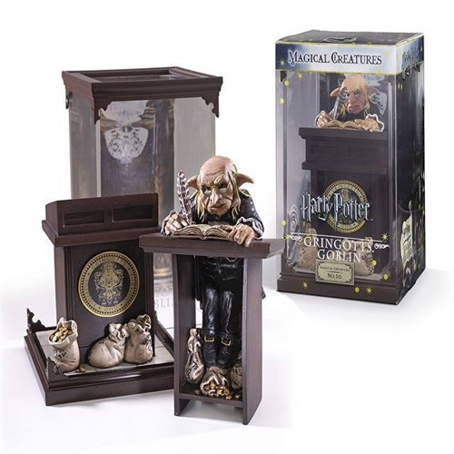 Image of Harry Potter magisk væsen Gringotts Goblin (0849421003418)