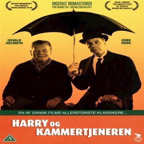 Image of Harry Og Kammertjeneren DVD (5708758688772)