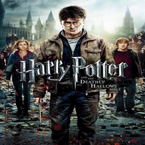 Image of Harry Potter 7 - Og Dødsregalierne - Del 2 / The Deathly Hallows - Part 2 (4K Blu-Ray) (7340112735524)