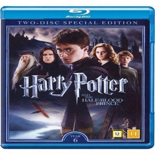 Image of Harry Potter og Halvblodsprinsen / Harry Potter and the HalfBlood Prince Blu-ray (5051895405543)