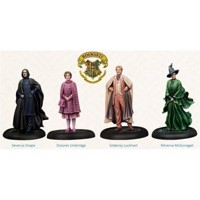 Harry Potter - Miniature Adventure Game  Hogwarts Professors HPMAG05