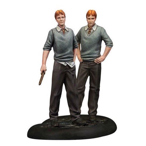 Image of Harry Potter - Miniatures Adventure Game Fred and George Weasley HPMAG06 (8437013055840)