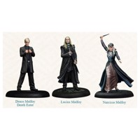 Harry Potter - Miniatures Adventure Game  Malfoy Family HPMAG009