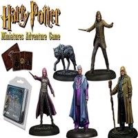 Harry Potter - Miniatures Adventure Game  Order of The Pheonix HPMAG03