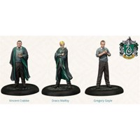 Harry Potter - Miniatures Adventure Game  Slytherin Students HPMAG02