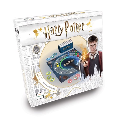 Image of Harry Potter quiz brætspil DK (7072611002004)